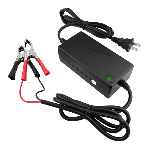 Battery Charger Maintainer 12v 3amp Charging Trickle Rv Car Truck