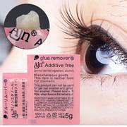 Yosoo 5g Eyelash Extension Glue Remover, Cream Remover For Eyelash Extension Glue, Fast