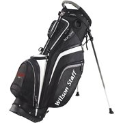 Wilson Sporting Goods Wilson Staff Ionix Carry Golf Bag, Avail