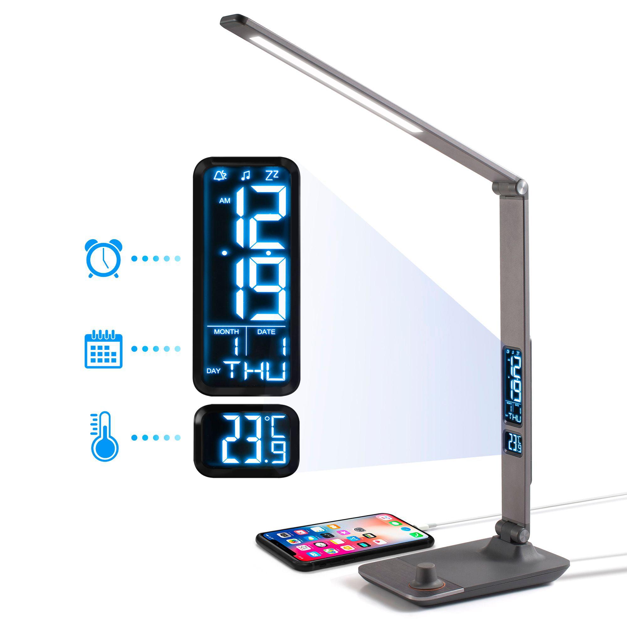 Desk Lamp By Innoka Aluminum Led Desktop Table Light