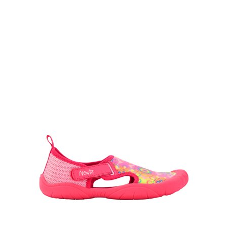 Newtz Pinwheel Print Water Shoe (Little Girls & Big Girls)
