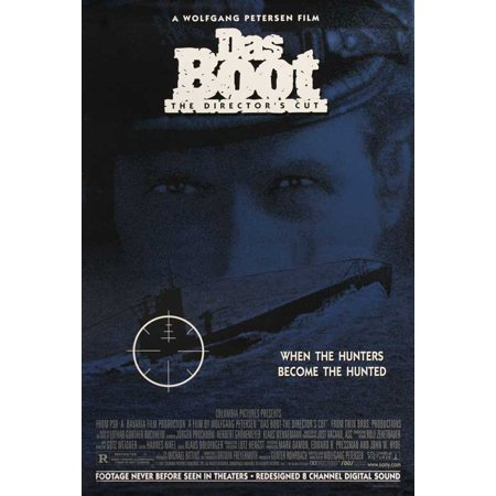 Das Boot POSTER Movie Mini Promo