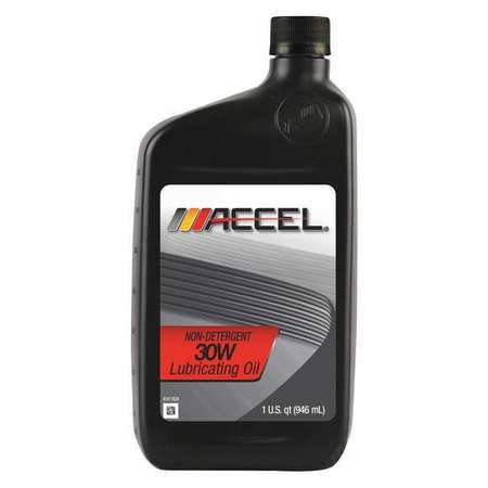 Mag 1 Acc130pl Non Detergent Motor Oil 1 Qt Nd 30