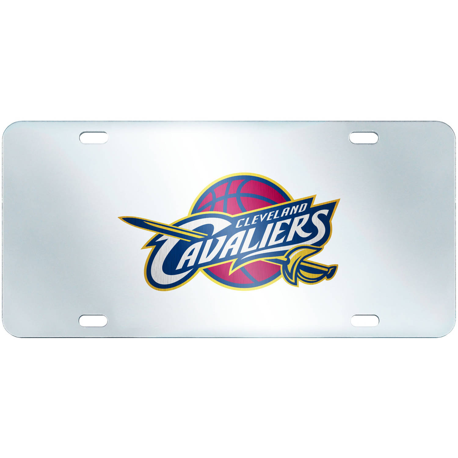 NBA Cleveland Cavaliers License Plate