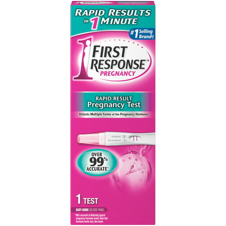 First Response Rapid Result Pregnancy Test, 1 Count