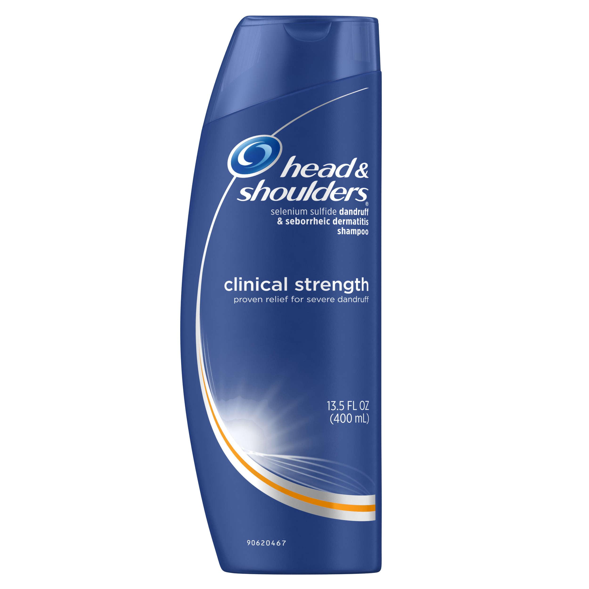 Head and Shoulders Clinical Strength Anti-Dandruff Shampoo 13.5 Fl Oz