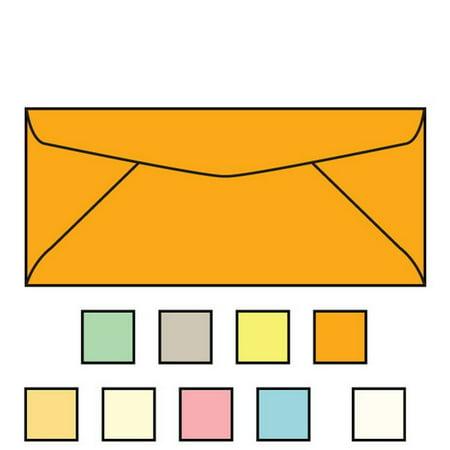 #10 Pastel Colored Envelopes, 4-1/8