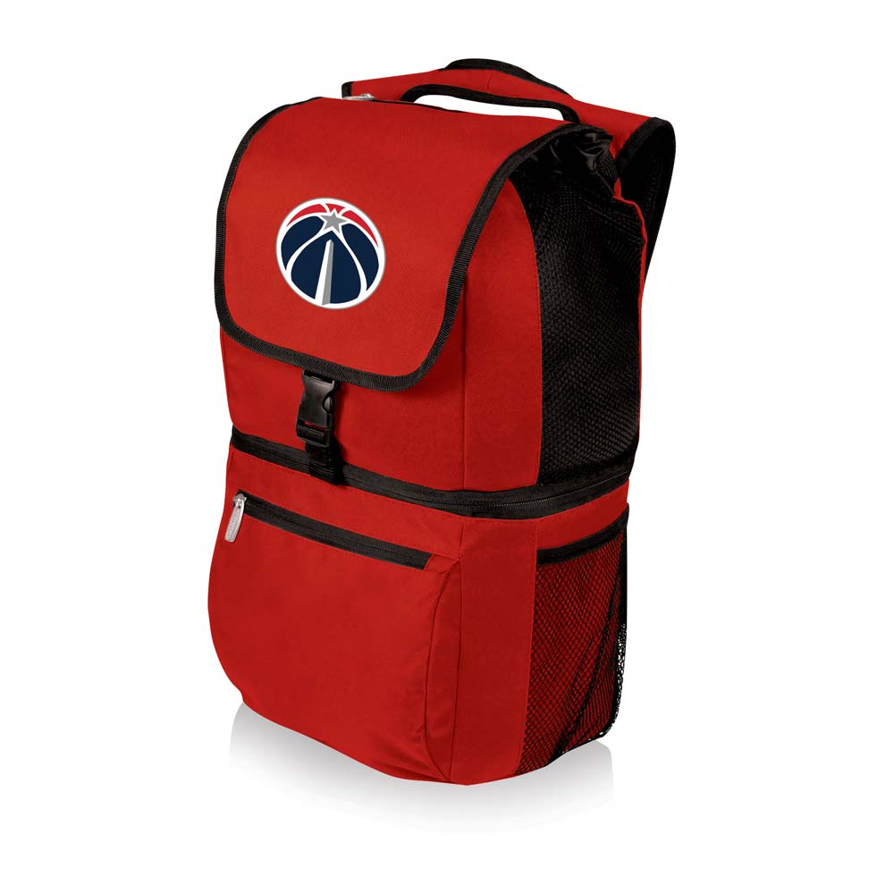 Washington Wizards Zuma Cooler Backpack (Red)