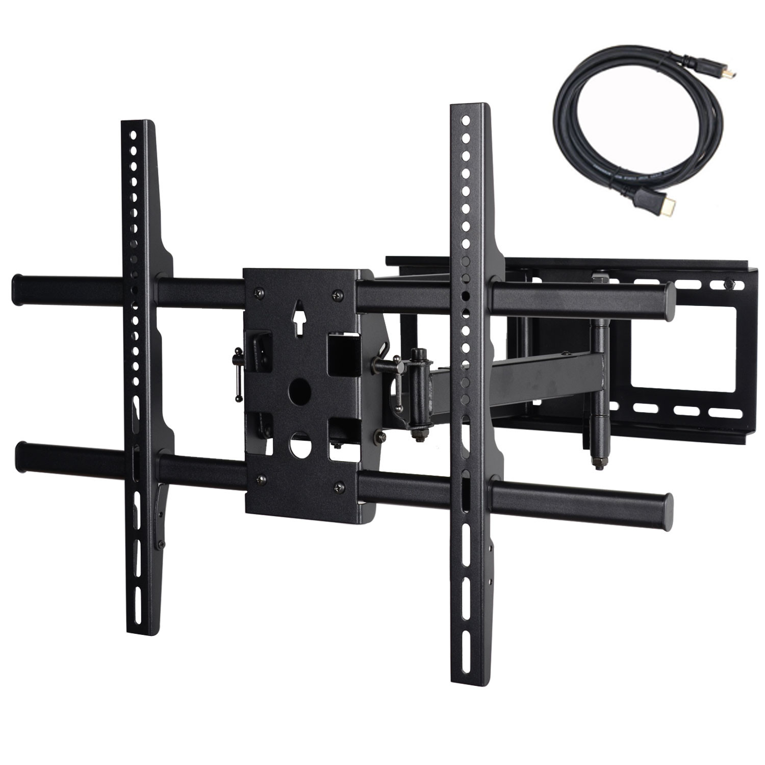 VideoSecu Heavy Duty Articulating TV Wall Mount for most ...
