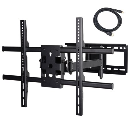 VideoSecu Heavy Duty TV Wall Mount for most 40″-70″ VIZIO D55U-D1 E55-C1 D65U-D2 E70-C3 M70-C3 HDTV LCD LED MW380B2 A37
