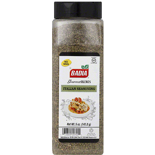 Badia Italian Seasoning, 5 oz, (Pack of 6)