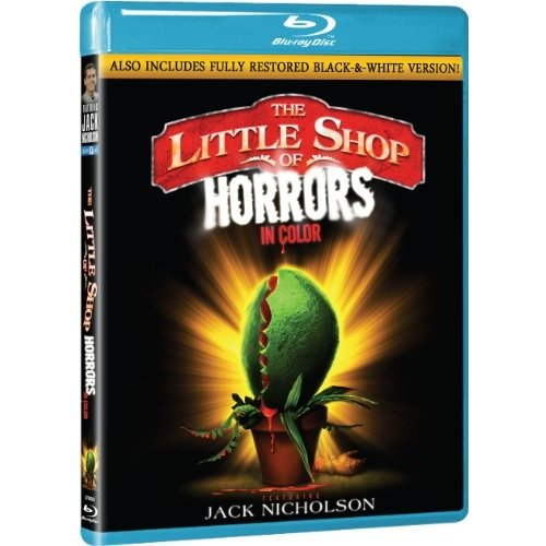 The Little Shop Of Horrors (1960) (Blu-ray)