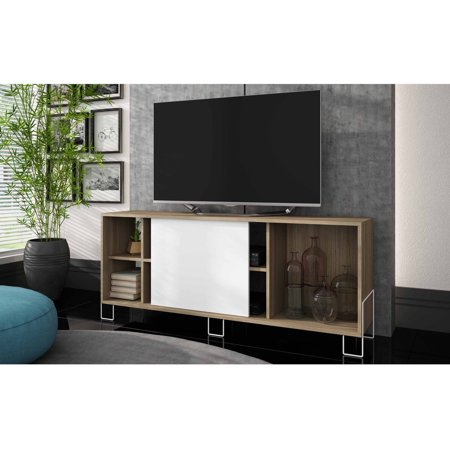 Mendocino Spruce Eye Catching Tv Stand 1 0 For Tvs Up To 70   Multiple Colors