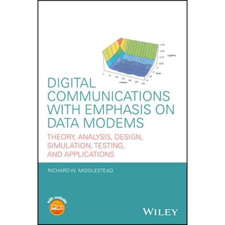 Digital Communications with Emphasis on Data Modems - eBook ()