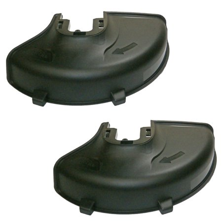 Black and Decker 2 Pack Of Genuine OEM Replacement Grass Deflector 90601673-01-2PK - image 1 de 1