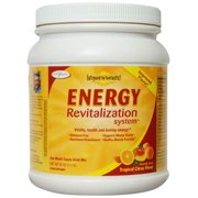 Fatigued to Fantastic Energy Revitalization system Citrus Delight Enzymatic Therapy Inc. 21.6 oz Powder