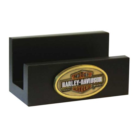Harley davidson trademark bar shield medallion business card harley davidson trademark bar shield medallion business card holder hd hd 1446 colourmoves