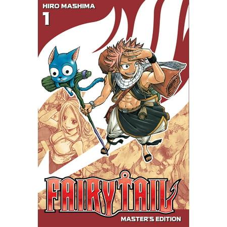 Fairy Tail Master's Edition Vol. 1 (Fairy Tail Halloween Pics)