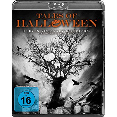 Tales of Halloween (2015) (+ UV Copy) [ NON-USA FORMAT, Blu-Ray, Reg.B Import - Germany ] - Halloween Usa 2017 Date
