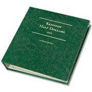 Littleton Coin LCA68 Kennedy Half Dollar Album 2005-Date- Case of 12