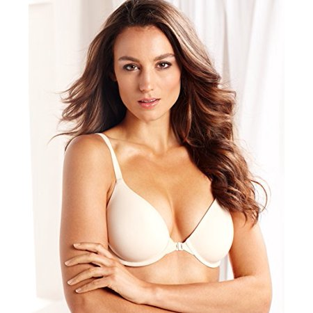 392d62a43e6a1 Wacoal - Wacoal Women s How Perfect Front Close Contour Bra (Naturally Nude