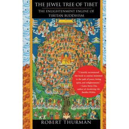 The Jewel Tree Of Tibet  The Enlightenment Engine Of Tibetan Buddhism