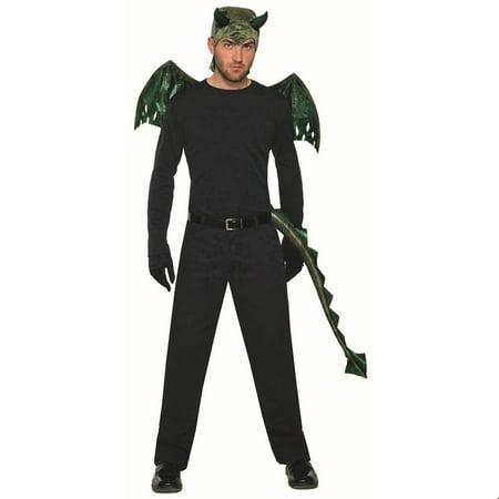Halloween Dragon Wings (Green Dragon Wings)