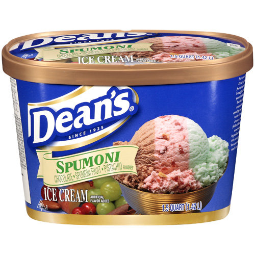 Dean?s Spumoni Ice Cream, 1.5 qt
