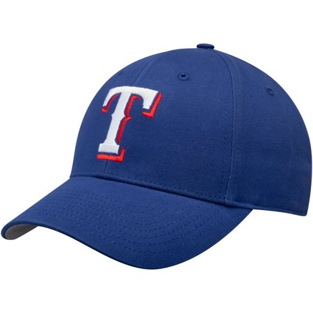 Texas A&m Aggies Sport Hat - Fan Favorite Texas Rangers '47 Youth Team Logo Basic Adjustable Hat - Royal - OSFA