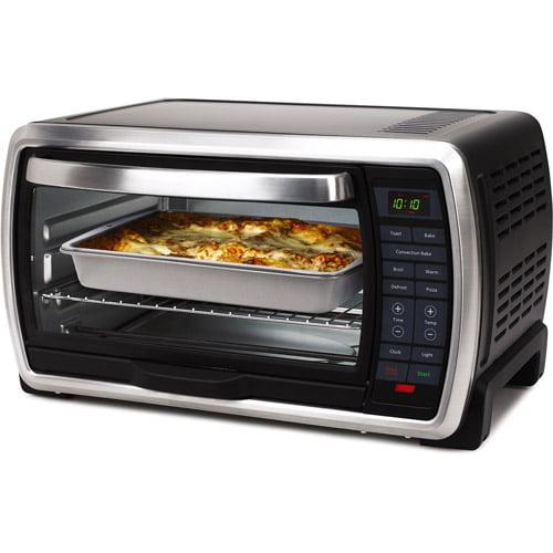 Oster Large Digital Countertop Toaster Oven, TSSTTVMNDG