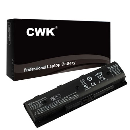 CWK Long Life Replacement Laptop Notebook Battery for HP Envy 14 14 Touch 14t 14z Series 15 15 Touch 15t 15z Series 15 15T 17 Touchsmart M7-J010DX hstnn-yb40 PI06 710417-001 15 15T