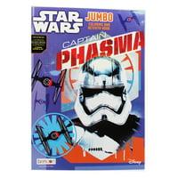 Star Wars Captain Phasma Jumbo Coloring and Activity Book