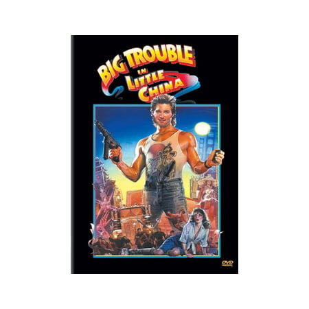 Big Trouble In Little China - Chinese Khmer Movie