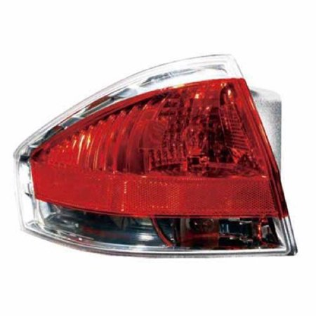 Go Parts 2008 2009 Ford Focus Rear Tail Light Lamp Embly Lens