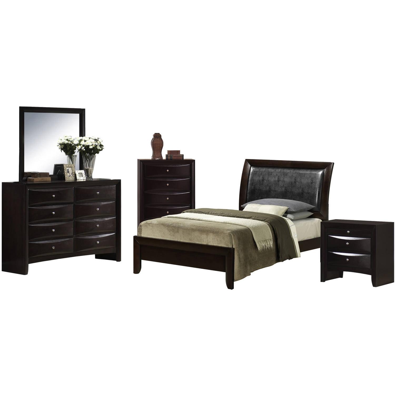 Picket House Furnishings Madison Twin Panel 5PC Bedroom Set