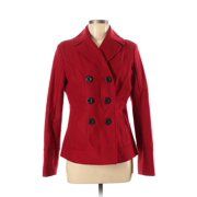 Pre-Owned Guess Women's Size M Wool Coat