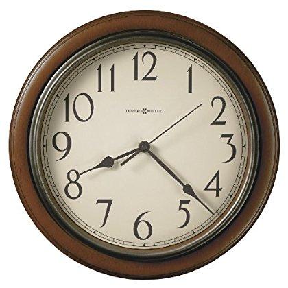 Howard Miller 15.25' Kalvin Wall Clock 625-418 by