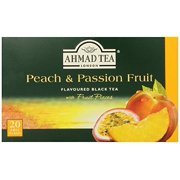 Ahmad Peach & Passion Fruit Tea 20 Count, 1.4 oz
