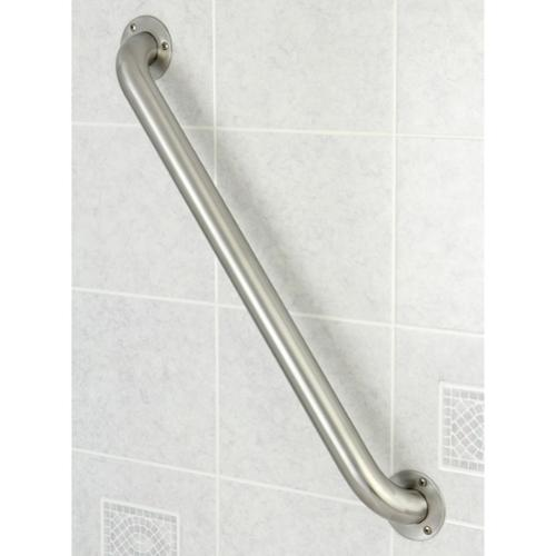 Kingston Brass Stainless Steel 24-inch Commercial Grade Grab Bar