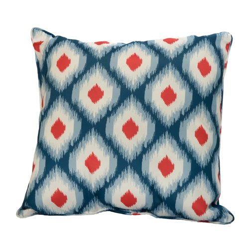 HRH Designs Throw Pillow