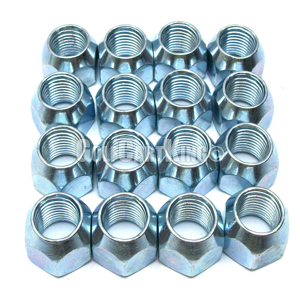 EZGO Club Car Golf Cart Standard (1/2-20) Lug Nuts | All Years | Set of 16