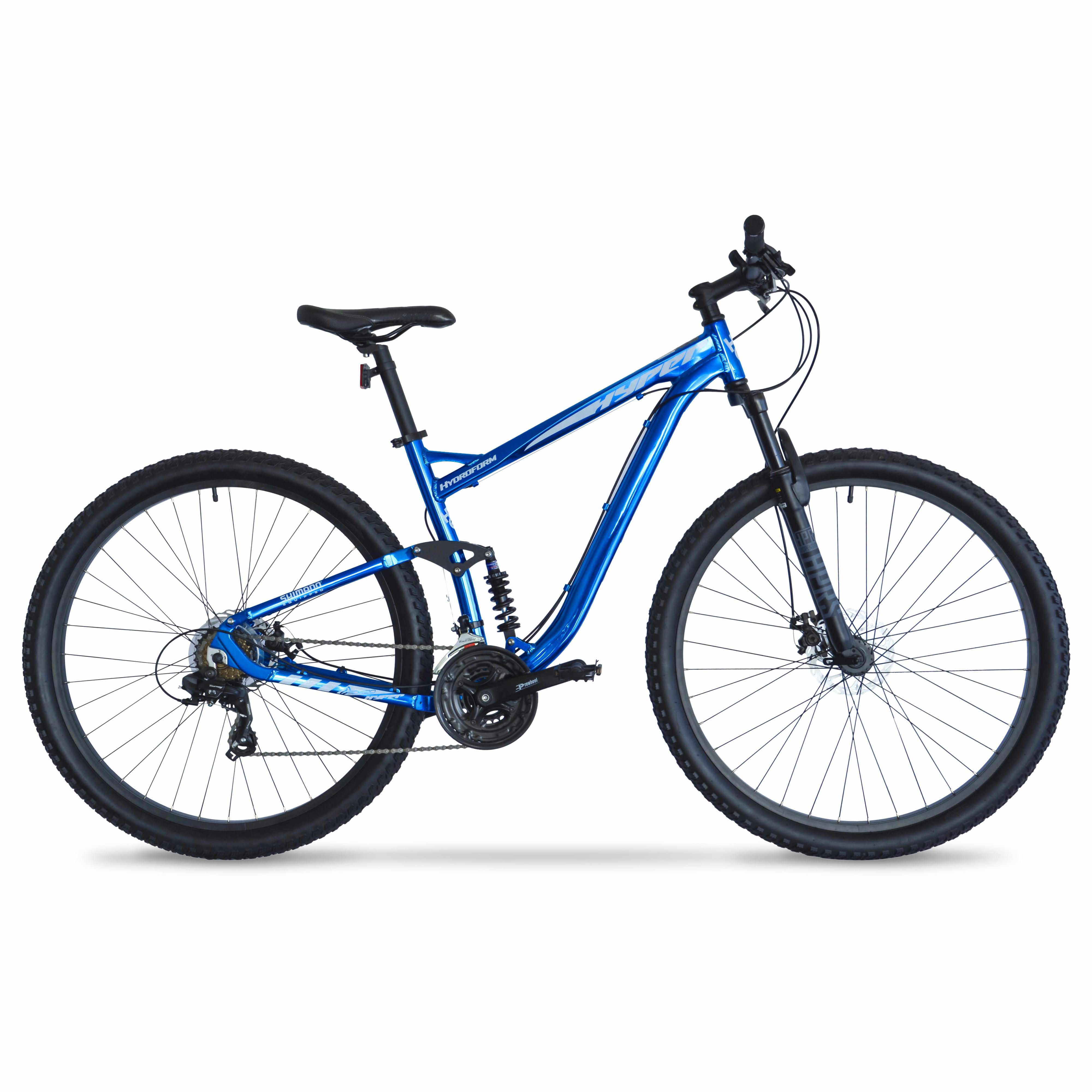 """Hyper 29"""" Men's Ultra Lightweight Hydro-Form Aluminum Mountain Bike"""