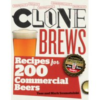 CloneBrews Kindle Edition 2nd Edition Recipes for 200 Commercial Beers
