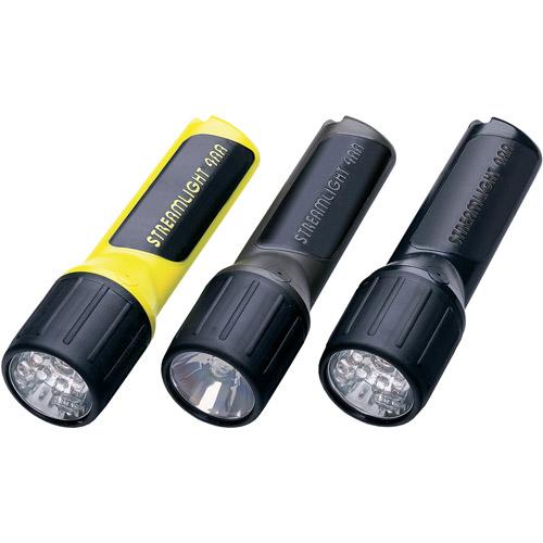 Streamlight ProPolymer Blue LED Flashlight, Yellow