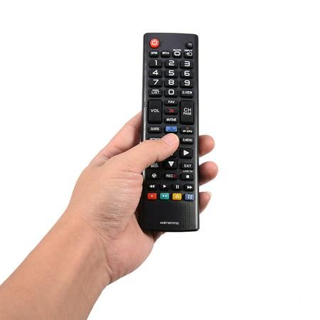 Yosoo Replacement Remote Control for LG AKB73975702 TV, for LG AKB73975702 remote control, replacement remote control - image 7 de 10