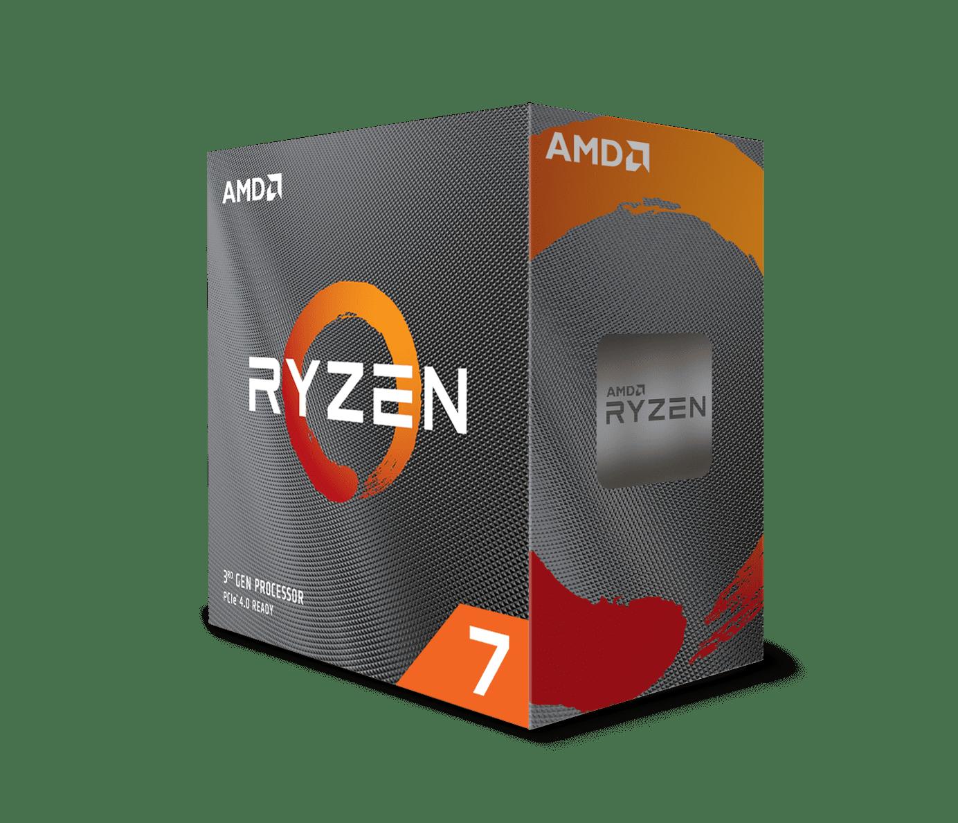 Amd Ryzen 7 3800xt 8 Core 16 Thread Unlocked Desktop Processor Without Cooler Walmart Com Walmart Com