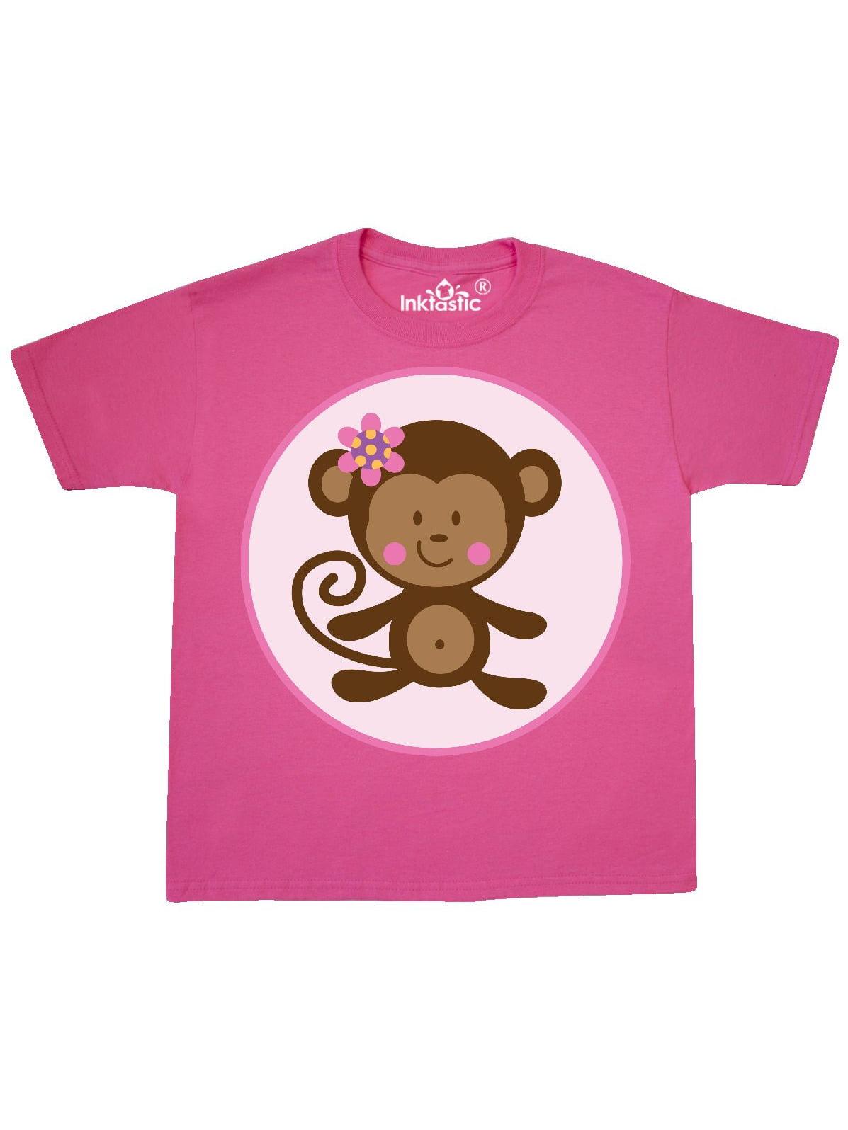 Monkey Girl Youth T-Shirt