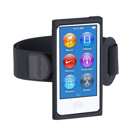 agptek ipod nano armband for running 7th generation. Black Bedroom Furniture Sets. Home Design Ideas