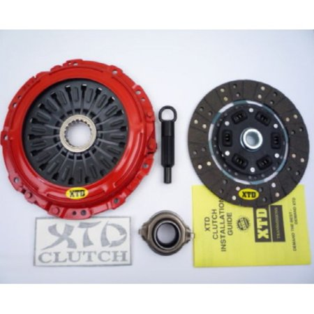 AMC STAGE 2 CLUTCH KIT 03-07 MITSUBISHI LANCER EVO EVOLUTION 8 VIII 9 IX (Evo Ix)