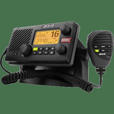 B&G 000-11236-001 VHF Marine Radio with Hailer